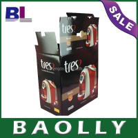 High-end Disposable Corrugated Board Packing Boxes With Fancy Design
