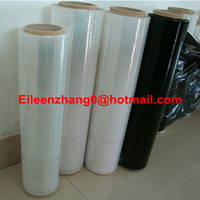 High quality PE plastic packing material stretch film