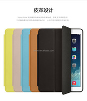 Smart PU leather case for iPad pro 9.7,for iPad pro 9.7 case