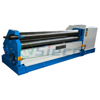 China manufacture W11 Three rollers Rolling Machine for stainless steel on sale
