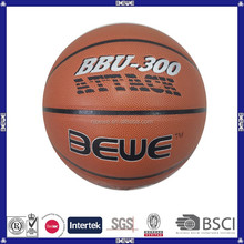 Wholesale price 8 panels size 7 PU material basketball