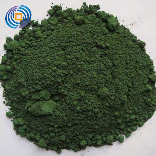 Refactory Materials High Purity Green Chromium Oxide With Excellent Refractoriness CAS No: 1308-38-9