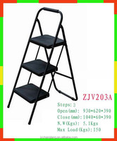 3 step ladder for home and hotel or out door can be fold be easily using