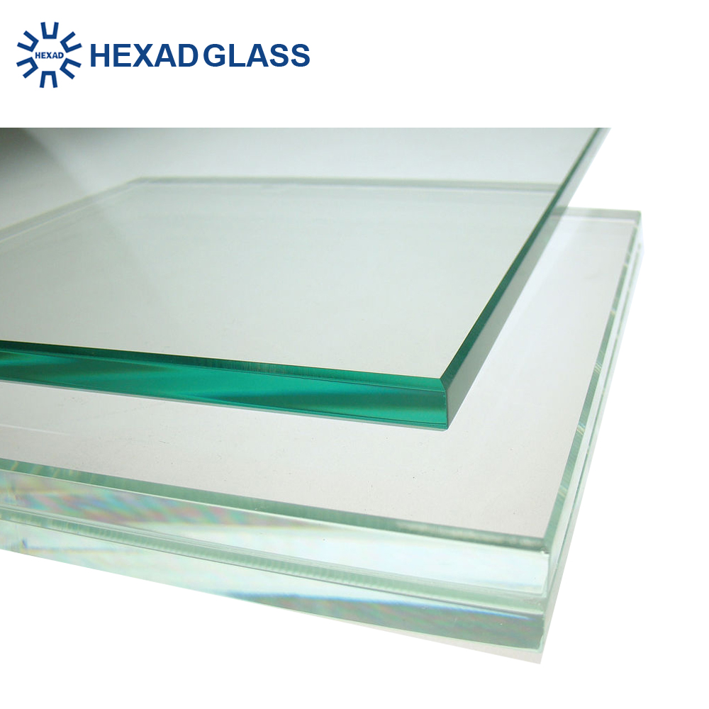 High Quality 5mm 6mm 10mm 12mm clear and colored tempered glass panel for wall&fence with favorable price