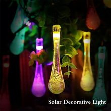Motion Sensor led Strip Lamp Fancy Crystal Tree Christmas Decoration Light Outdoor led Surface Panel Light