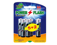 Alkaline Battery LR6/AM-3/AA