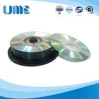Vinyl Records Top Quality Virgin Mini CD-R Screen Spot Printing Wholesale