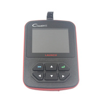 Original Color screen Launch Creader 6 OBD2 Code Reader launch creader vi update online