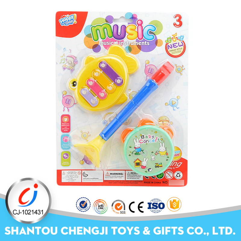 Hot item funny eco friendly plastic musical instruments hobby toy