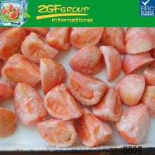 supply sino frozen tomato 1/4 cut