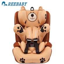 Portable Baby safety car backrest chair Group (123, 9-36kg)