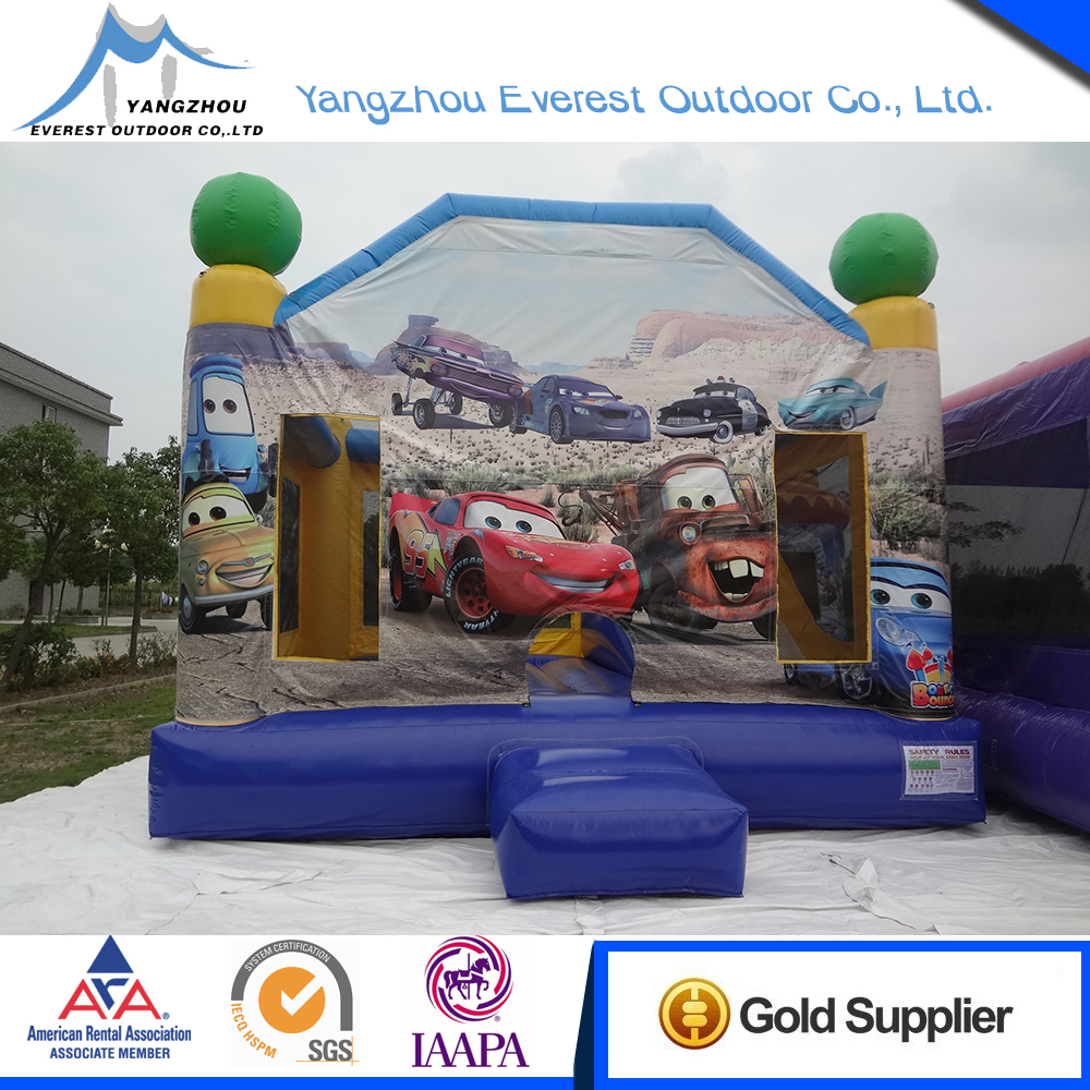 Low Price Top Quality 6.2mx5.2mx4.4m inflatable bounce castle