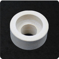wear resistance ceramic tube heater/refractory ceramic