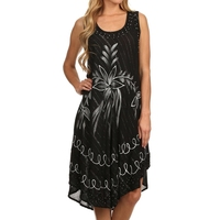 beaded party evening dresses from dubai black india turkish kaftan long motif batik jawa barat