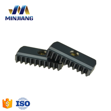 Minjiang Tungsten Carbon steel pipe turning tool buttress threading inserts
