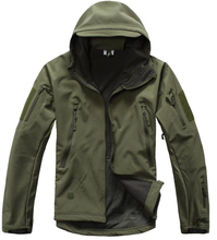 MADHERO TAD outdoor soft shell wind waterproof and warm and breathable multi - color multi - color Jackets outdoor