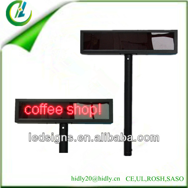Hidly led digital signs display screen