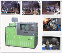CR3000A-708 test bench for high pressure common rail system injection pump testing