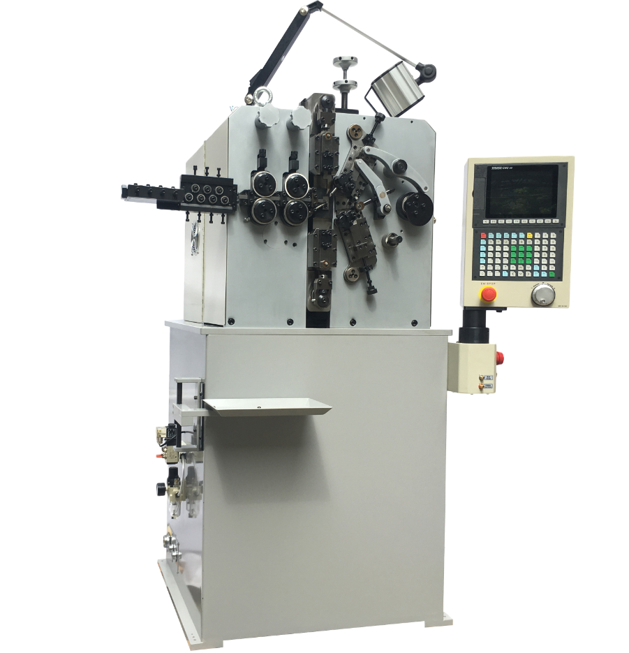XD-616 six axis CNC spring coiling <strong>machine</strong> with high precision