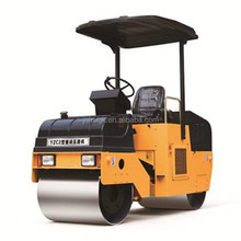 Hydraulic ride on 6 ton vibratory road roller for sale