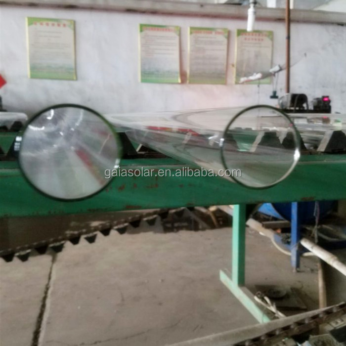 58*1800mm solar glass evacuated tube for sale