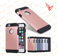 Factory price Hybrid Full Cover PC TPU Combo Case For Iphone 7 Mobile Phone Case For Iphone 7plus