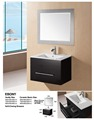 hot sale china furniture Manufacturer modern bathroom vanity