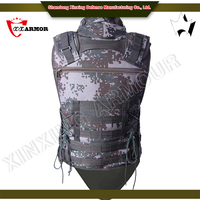 Gold supplier China Protection bullet and stab proof vests