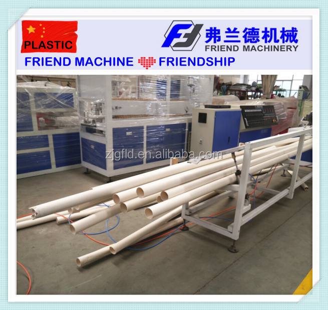 50-140mm PVC PE Plastic Pipe Production Line