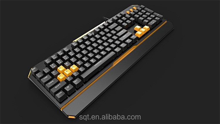 OEM fully anti-ghost gaming mechanical keyboard