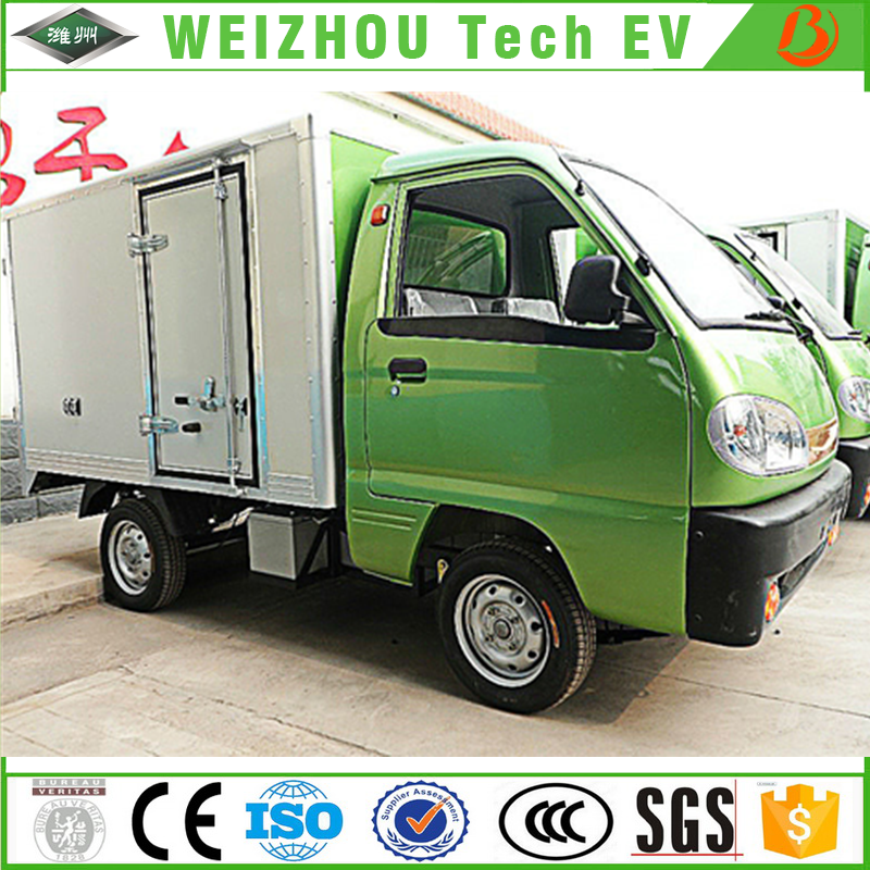 72V Electric Cargo Van With EEC