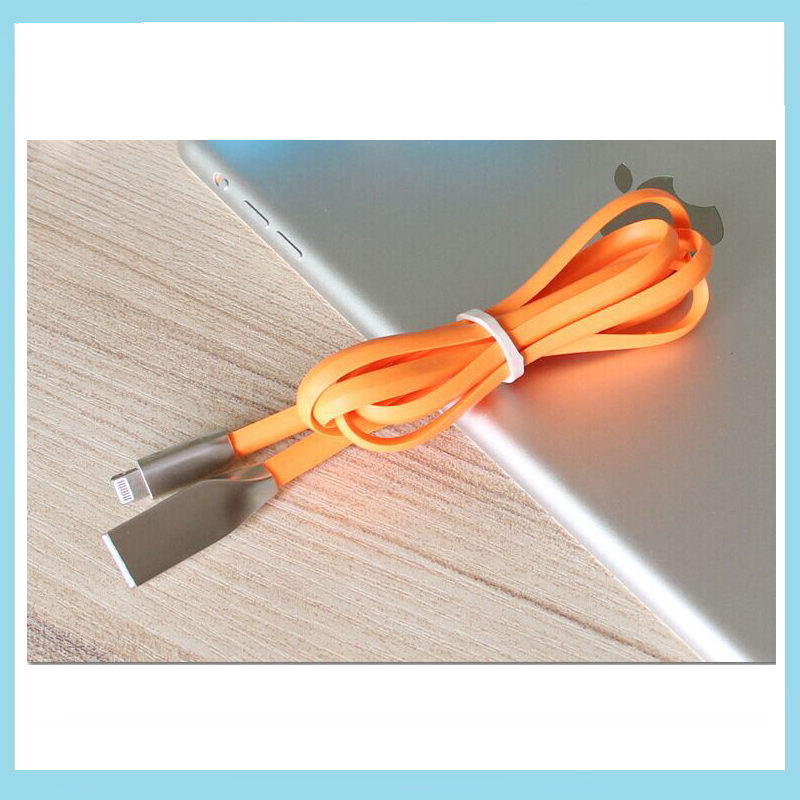 4 Core Cables Aluminium, Usb Cabel For Apple Accessories Cables, Flat Flexible Cables Guangdong