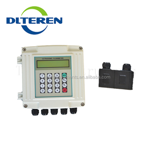 Terenremote Wall mounted ultrasonic flow meter made in China