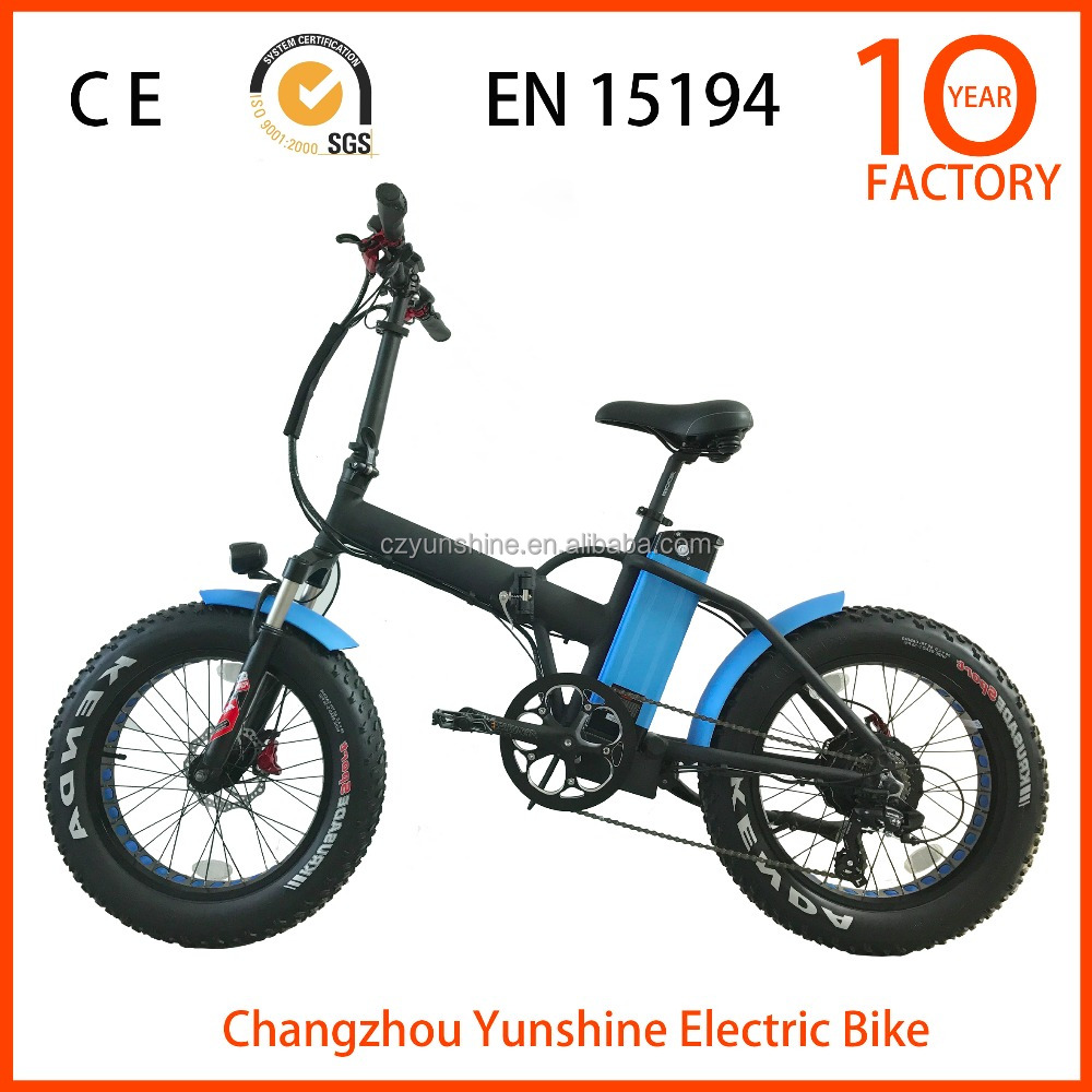 Changzhou Yunshine factory hot sales electric folding motor cycle for sale