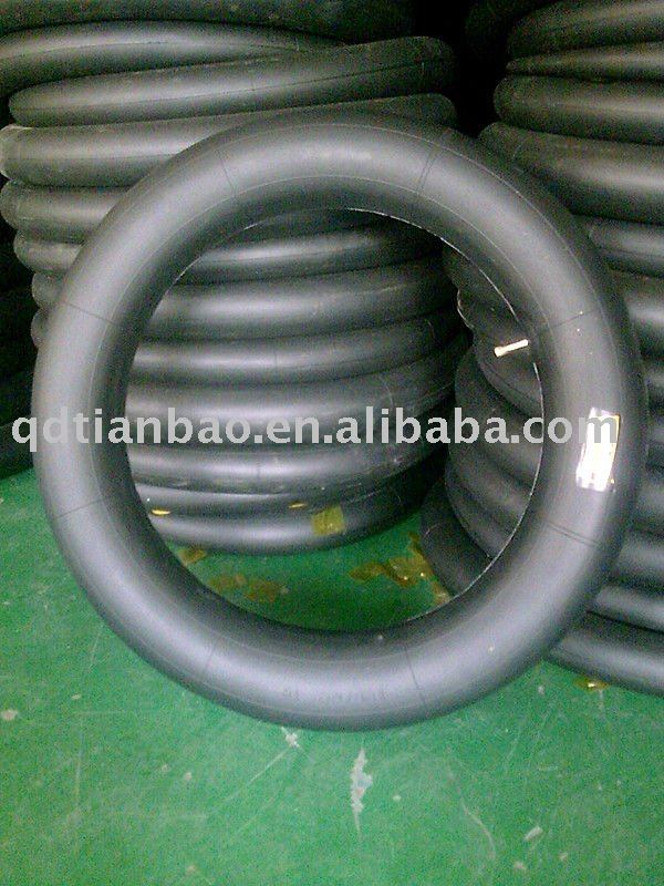 natural rubber motorcycle tire and inner tube 300-18