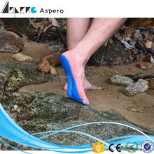 Anti-Slip Stick On Soles Waterproof self adhesive Pads beach walk free Invisible Shoes for adult