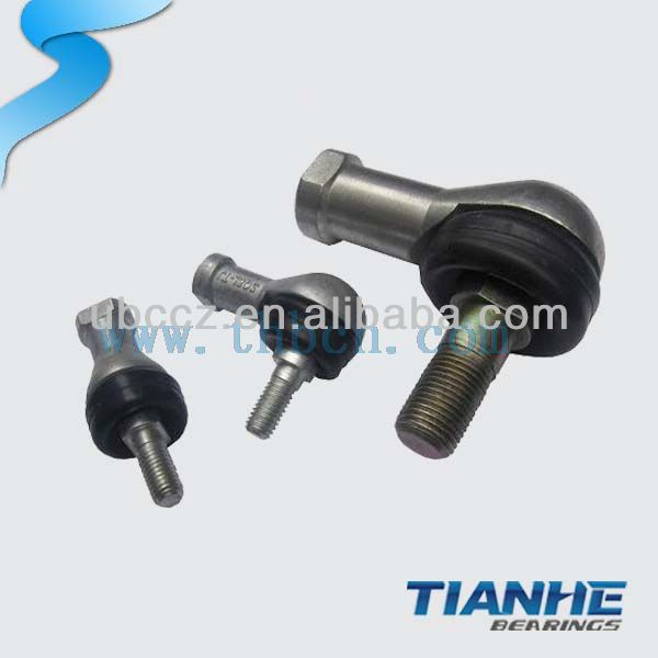 Pillow ball joints tie rod end bearing for connecting shell