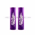 Best IMR battery Efest original 18650 purple 35A 18650 2900mah 3.7v li-ion battery