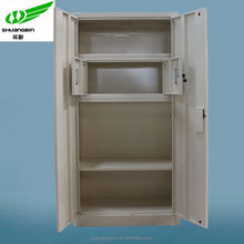 2015 best selling cheap cupboard, 150cm high office furniture quilt storage cabinet