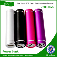 Smart Battery 2600mAh Portable Charger External Battery Power Bank for phone