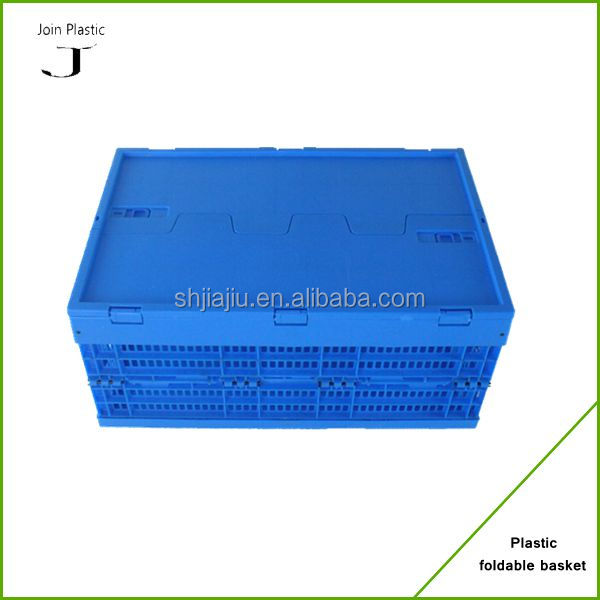 High Quality Plastic Storage Folded Box Design