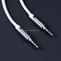 High quality Jack Stereo 3.5mm Male to Male AUX Audio Cable