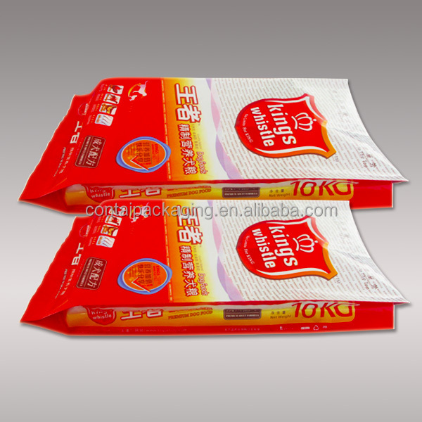 Custom printed zip lock coffee standup pouches laminated plastic packets foods packaging bag