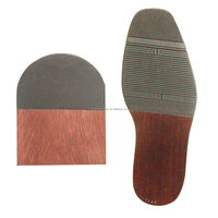 China Manufacturer of neoprene rubber shoe sole separate rubber heel