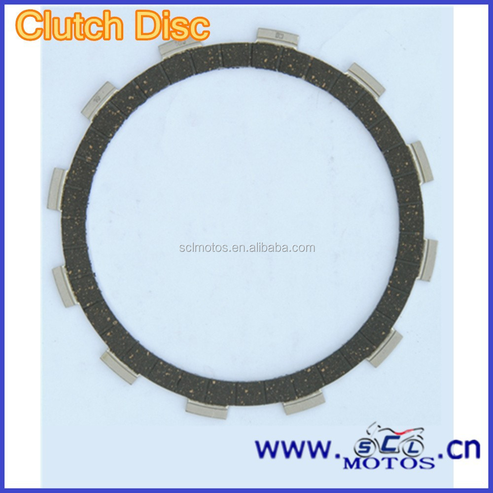 SCL-2012110058 For SUZUKI GN250 Parts Cheap Motorcycle Clutch Plate