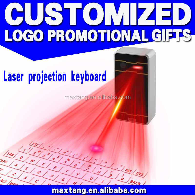 Electronic Gift Wireless Virtual Bluetooth Laser Projection Computer Keyboard