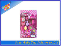 Hot Sale Plastic Beauty up Playset,Dress Up Set Toy For Girl,Girl Make Up Set Toy