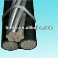 Triplex Aerial Bundle Cable Overhead ABC Cable