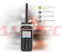 Amazing quality long communication range HYT PD680/PD685/PD688 with GPS Digital two way radio/walkie talkie For public service