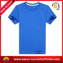 professional t shirt led display muscle fit t shirt sublimation t shirt printing